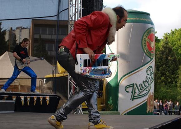 Bažant Cassofest 2010